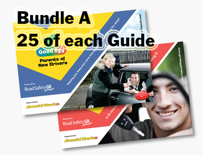Good Egg Guide - Bundle A (25 copies of each Guide)