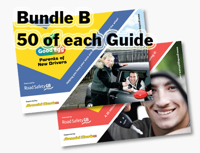 Good Egg Guide - Bundle B (50 copies of each Guide)